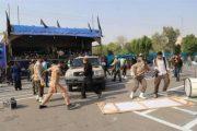 عکس تروریست های اهواز در حمله امروز تروریستی اهواز