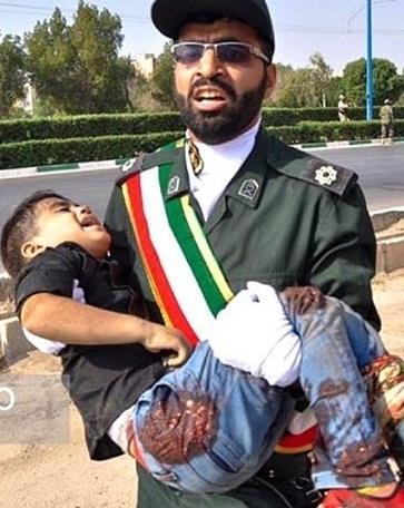 عکس های حمله تروریستی اهواز امروز ۲۸