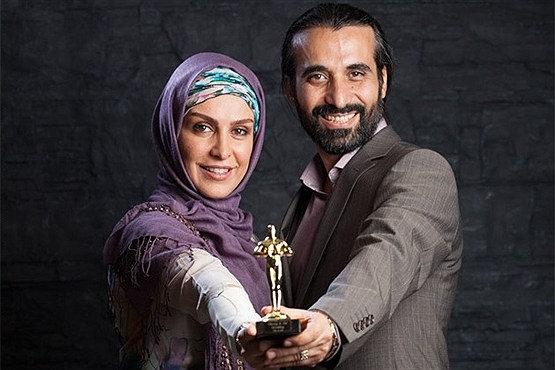 عکس های ماه چهره خلیلی و همسرش ابراهیم اشرفی