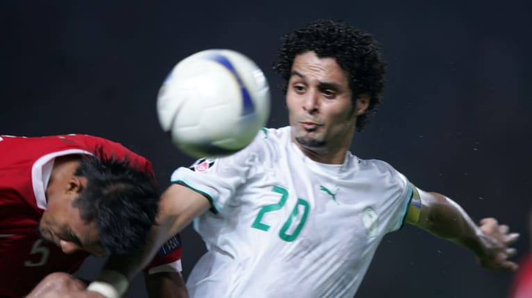 عکس یاسر القحطانی
