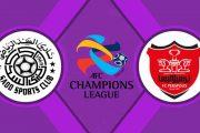خلاصه بازی پرسپولیس السد قطر ورزشگاه آزادی نیمه نهایی لیگ قهرمانان آسیا