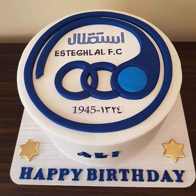 کیک تولد استقلال