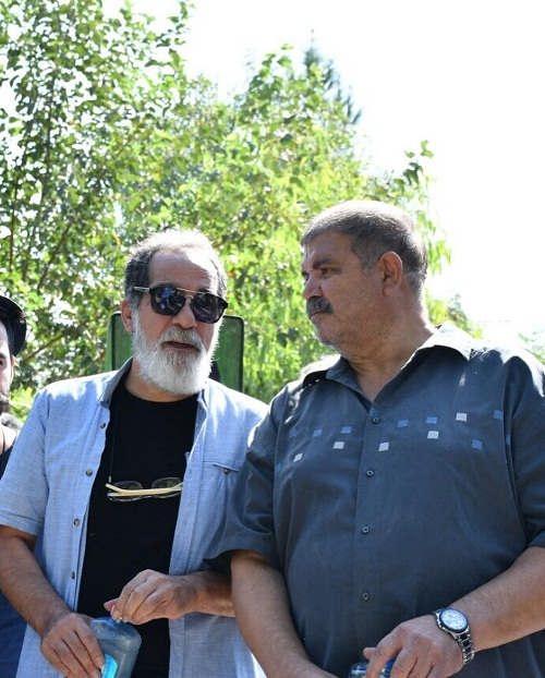 عکس های مراسم تشییع جنازه سعید کنگرانی