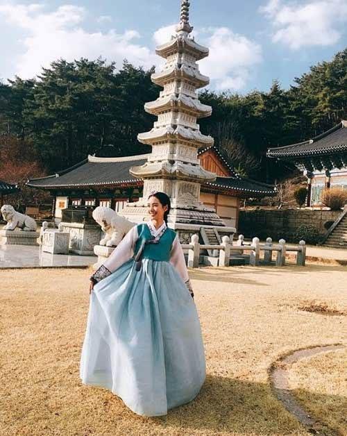 بازیگر نقش اوک نیو در سریال کره ای افسانه اوک نیو