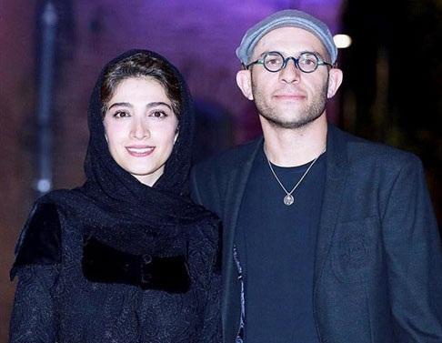 بیوگرافی مینا ساداتی و همسرش بابک حمیدیان