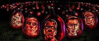 تزئین های زیبا برای کدو تنبل هالووین