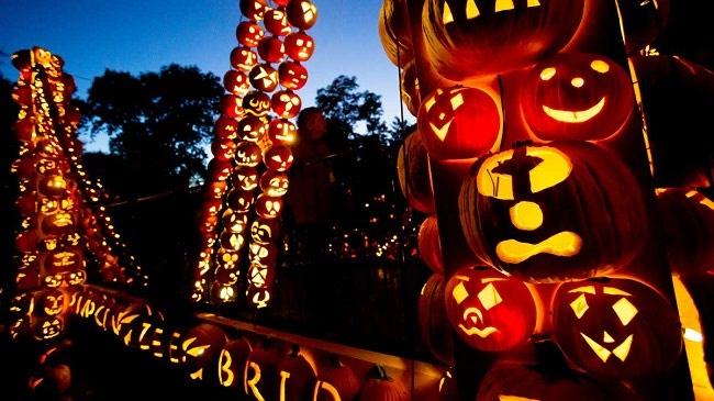 تزئین های قشنگی از هالووین