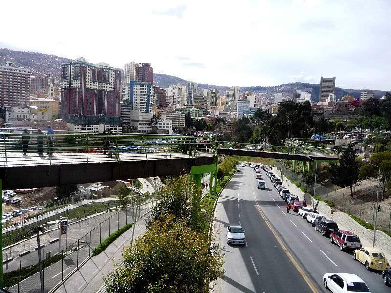 تصویر شهرهای بولیوی