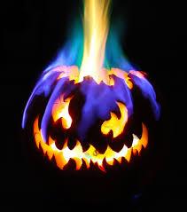 تصویر متفاوتی از کدو تنبل هالووین