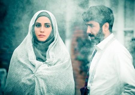 حسین مهری و آن ماری سلامه در حوالی پاییز