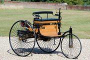 نام اولین سازنده خودروی بنزینی در جهان