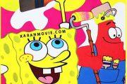 دانلود انیمیشن باب اسفنجی نقاش می شود