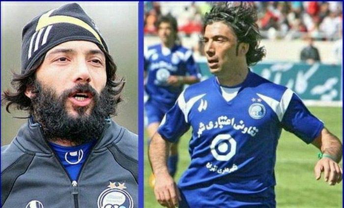 عکس بیژن کوشکی + شایعه درگذشت فوتبالیست استقلال