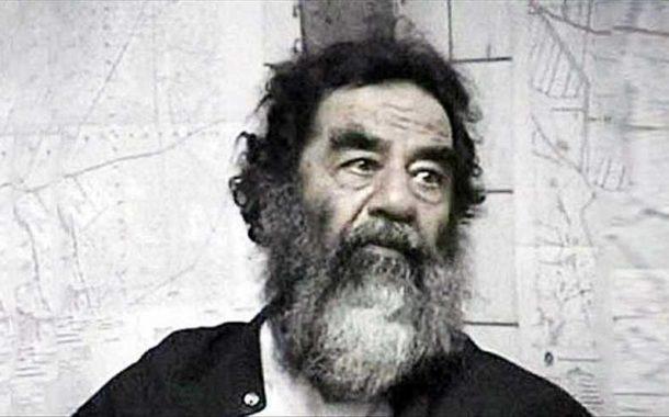 حکومت صدام در چه سالی سقوط کرد؟