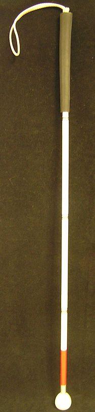 عصای سفید چیست؟