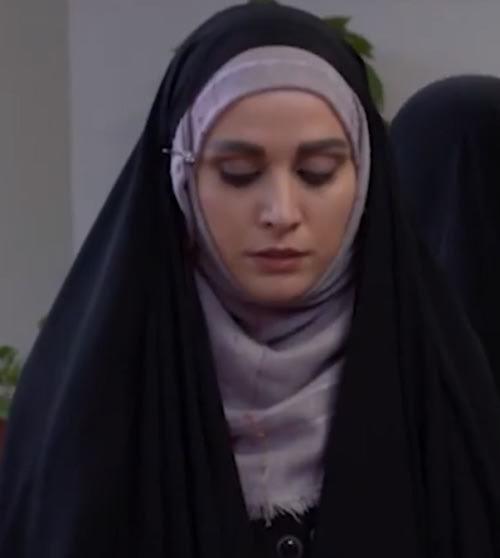 بازیگر نقش ساره یوسف در سریال حوالی پاییز