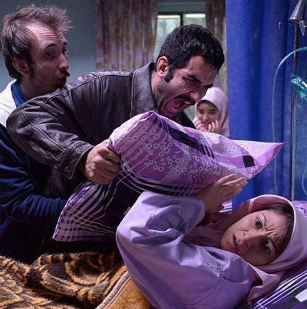 عکس رضا اکبرپور در فیلم سینمایی آپاندیس