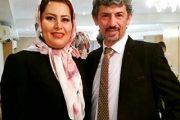 بیوگرافی سیروس همتی و همسرش لیلا نوری