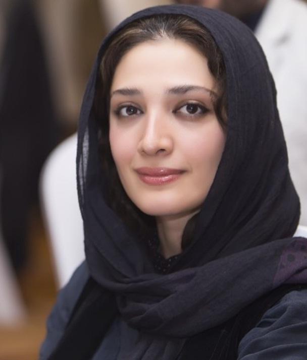 عکس مینا ساداتی همسر بابک حمیدیان