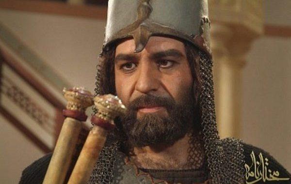 بازیگر نقش ابراهیم بن مالک اشتر در مختارنامه