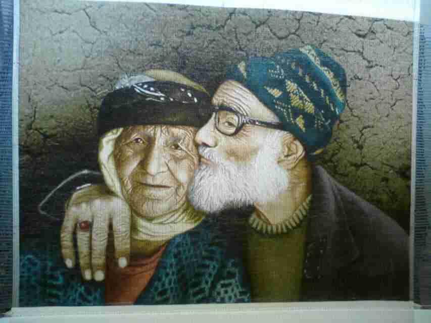 عکس پروفایل تبریک روز سالمندان