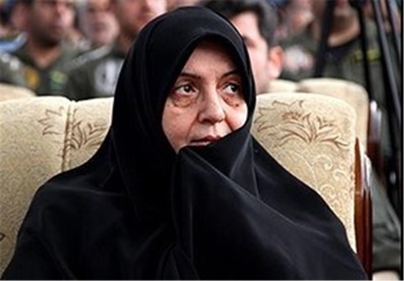 ملیحه حکمت همسر شهید بابایی