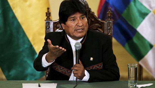 مورانس رئیس جمهور بولیوی