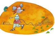 معنی ضرب المثل موش تو سوراج نمیرفت جارو به دمبش می بست