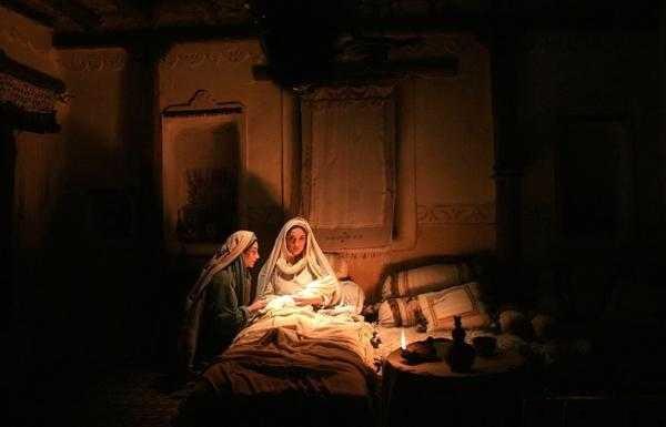 مینا ساداتی در فیلم محمد رسول الله