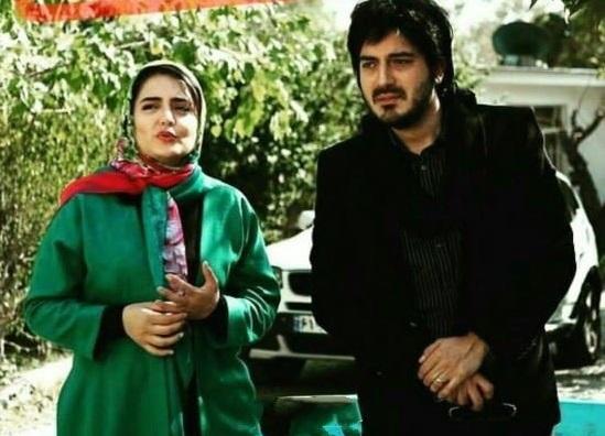 نرگس محمدی و نیما شاهرخ شاهی در فیلم مسلخ