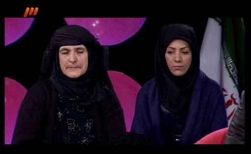 همسر و مادر سعید عبدولی