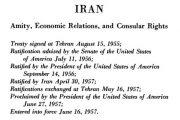 پیمان مودت ایران و آمریکا چیست؟