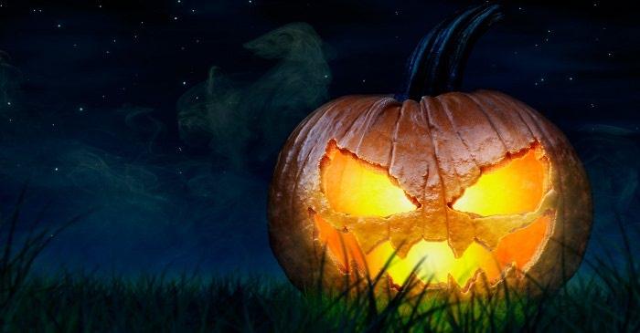کدو تنبل ترسناک هالووین