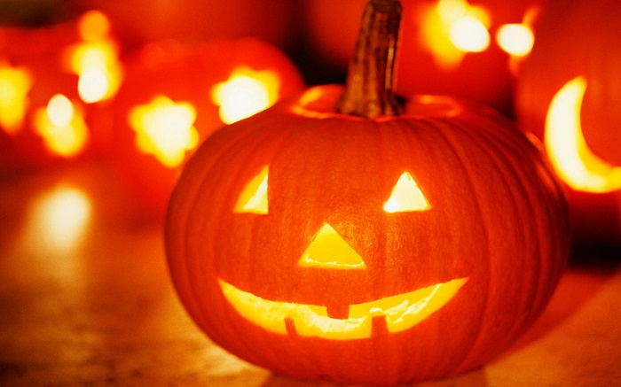 کدو تنبل هالووین