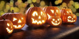 کدو تنبل های هالووین