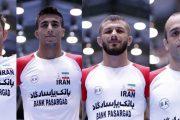نتایج کشتی فرنگی قهرمانی جهان بوداپست مجارستان ۲۰۱۸