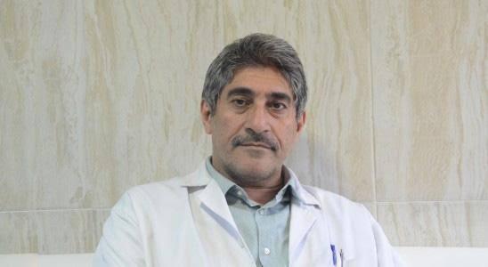 دکترسید موید علویان فوق تخصص گوارش و رییس شبکه هپاتیت ایران