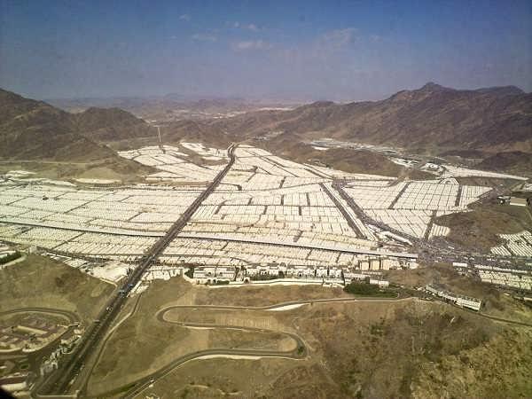 سرزمین منا در سال ۲۰۰۹
