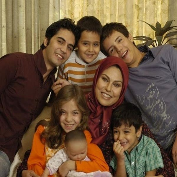 عکس امیر کاظمی در سریال همه ی بچه های من