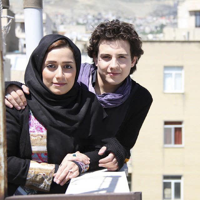 بیوگرافی امیر کاظمی و همسرش مهتاب محسنی
