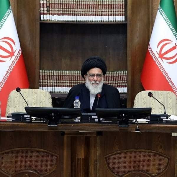آیت الله هاشمی شاهرودی رئیس مجمع تشخیص مصلحت نظام