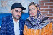 بیوگرافی بهنام صفوی و همسرش