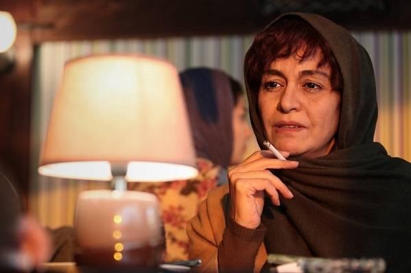 تصویری از مریلا زارعی در فیلم اسرافیل
