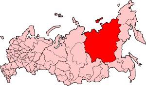 جمهوری یاقوتستان در کشور روسیه