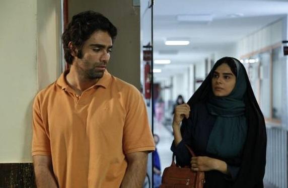 سحر کریمی و شهاب شادابی در فیلم دعوتنامه