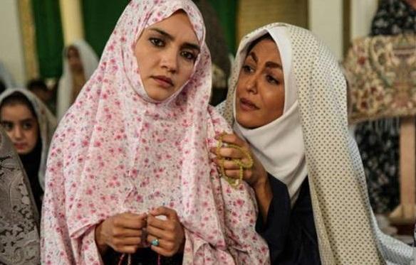 شقایق فراهانی و میترا حجار در فیلم دعوت نامه