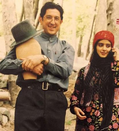 عکسی از ۱۷ سال قبل از شهاب عباسی