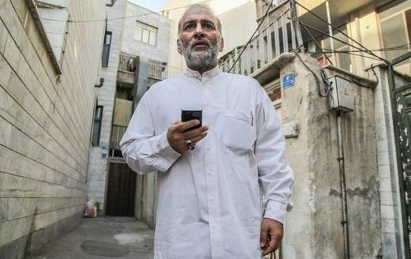عکس حمیدرضا آذرنگ در فیلم دعوتنامهه