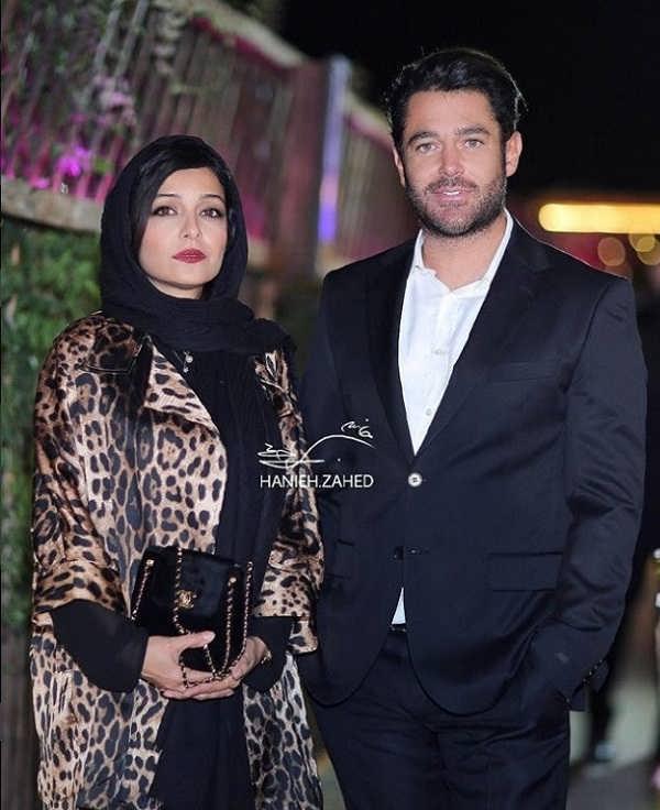 عکس ساره بیات و رضا گلزار همسرش در مجموعه عاشقانه
