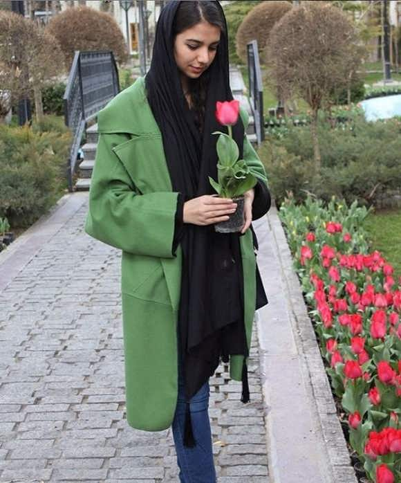 عکس های سارا خادم الشریعه